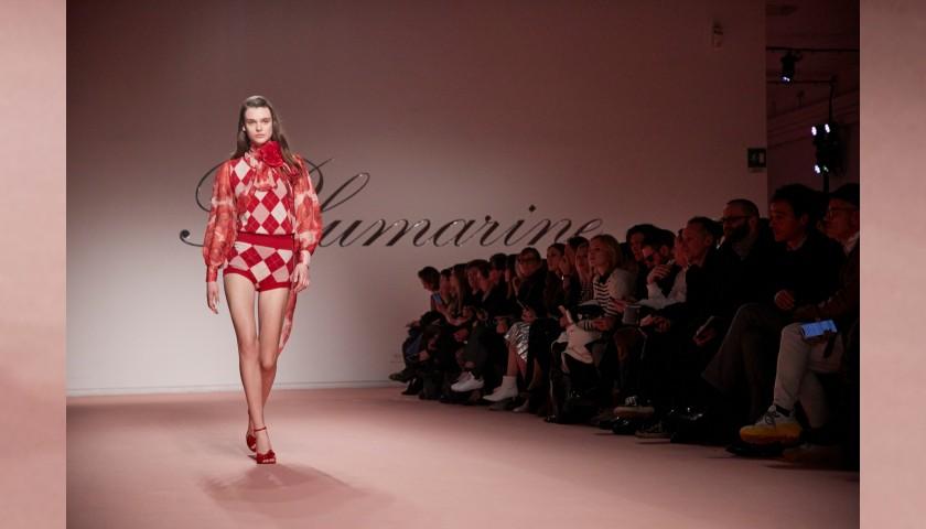 Attend the Blumarine Fashion Show S/S 2020
