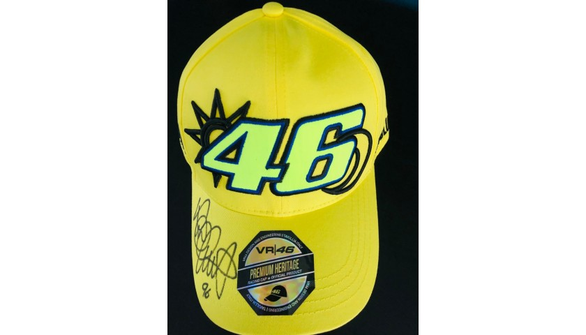 Signed Official Fan Club VR46 Cap