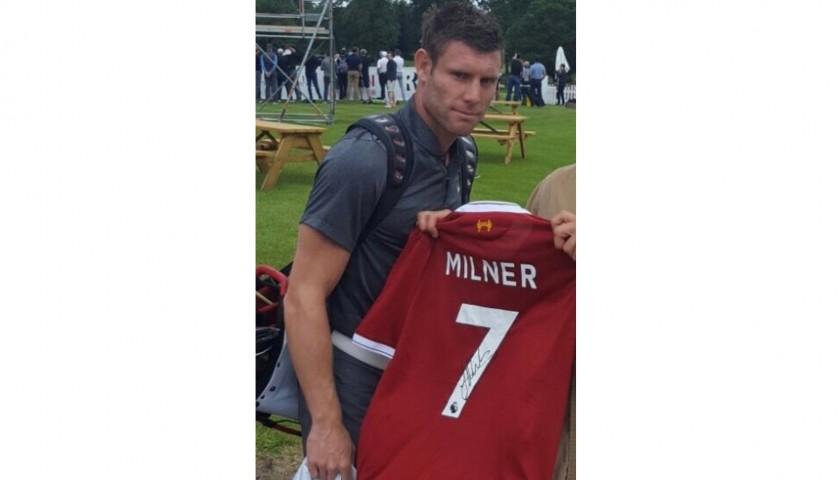 Maglia Home Liverpool James Milner