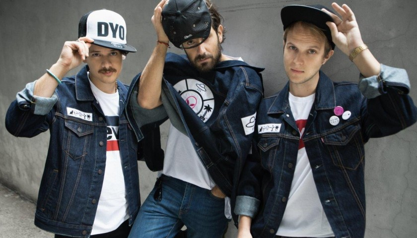 Levi's® Trucker Jacket Personalized by Thegiornalisti for Rolling Stone