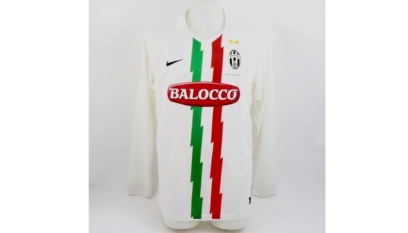 Sissoko's special Match Shirt, Juventus-Bologna 2011