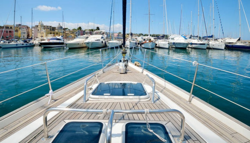 Sail the Aeolian Islands in Italy
