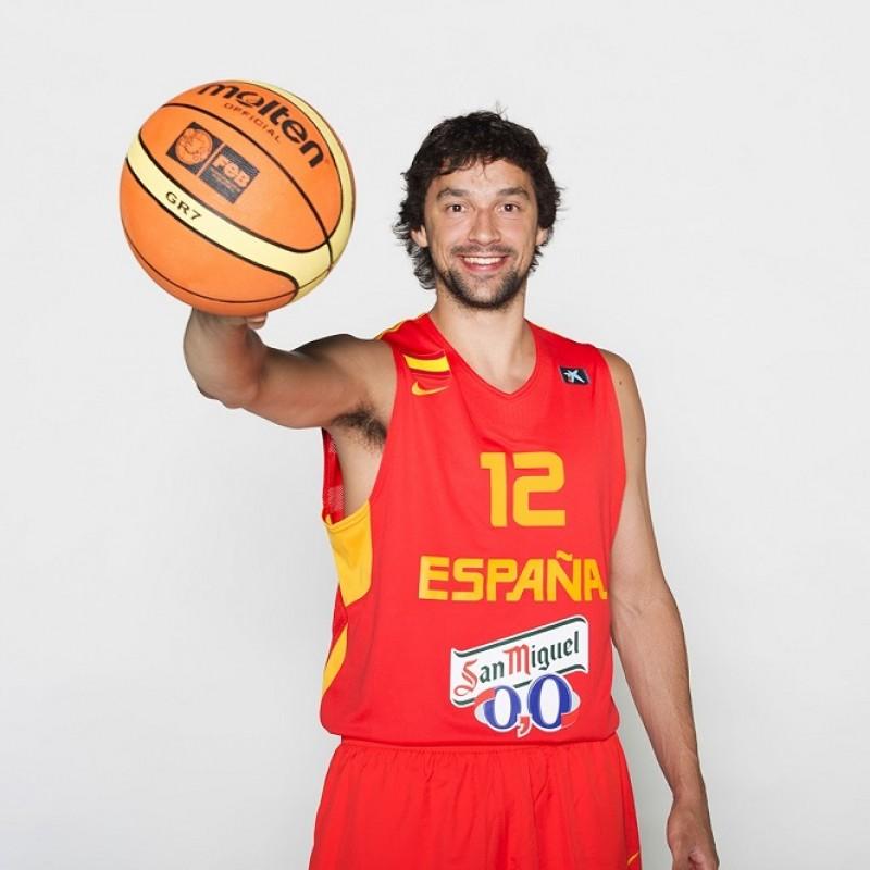 Llull's Spain Match Jersey, 2013