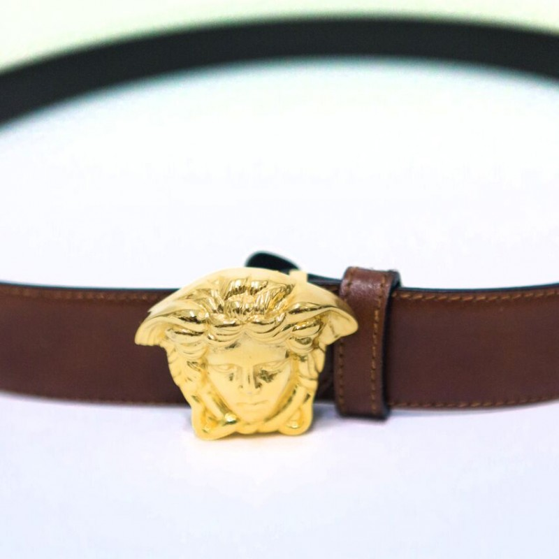 Antonio D'Amico's Personal Belt, Made by Versace