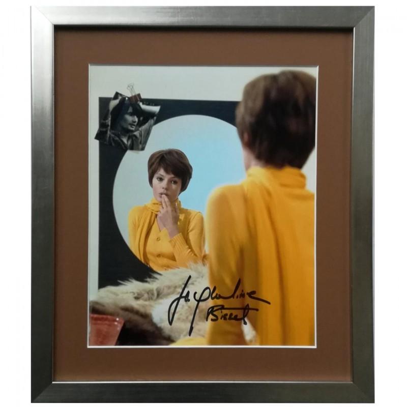 Jacqueline Bisset Signed Photograph