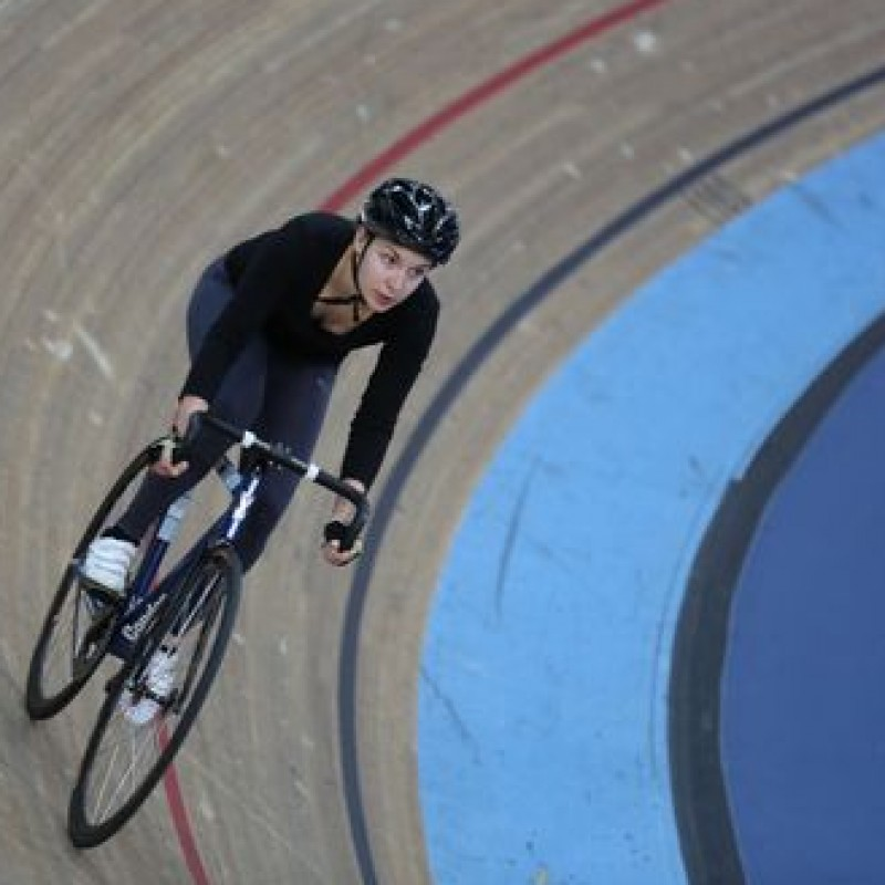 Can You Beat The GB Medallist? VIP Track Cycling Challenge