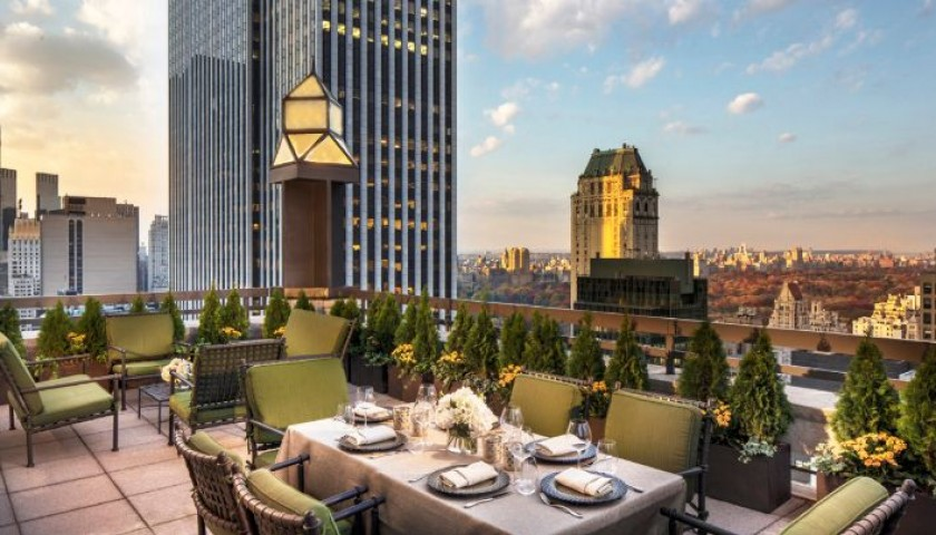 Enjoy a 2 Night Winter Getaway in New York at the Four Seasons, Plus Airfare