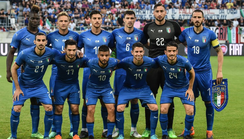 Support the Italian Football Team at the Dall'Ara Stadium in Bologna