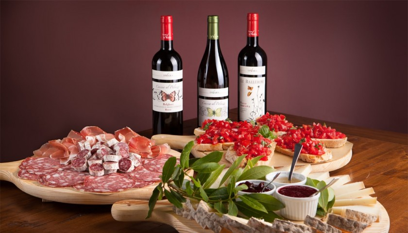 Italian Wine Tour for 2 of Barolo and Chianti (Florence)