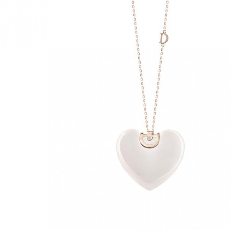 Damiani gold Collier, D.Icon collection