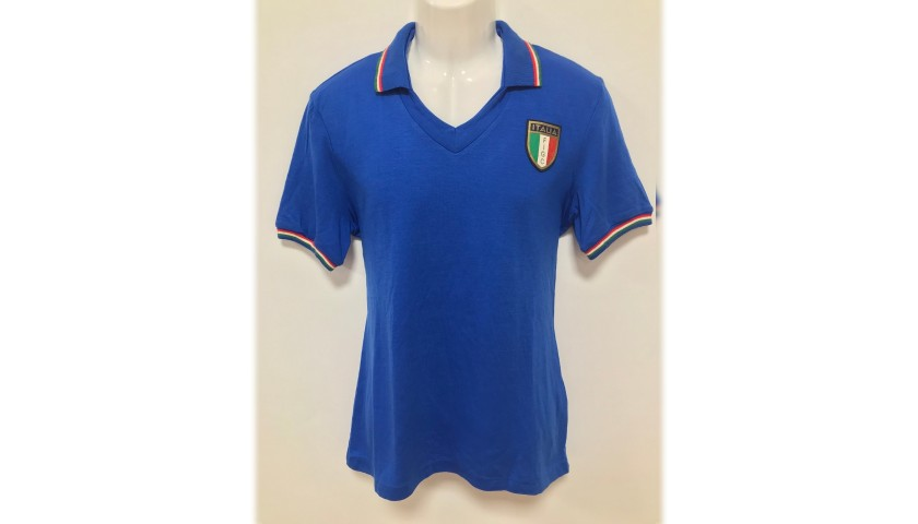 Antognoni's Italy Match Shirt, World Cup 1982