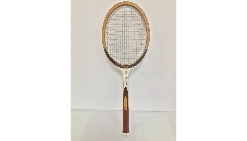 Donnay Tennis Racquet Signed by Björn Borg