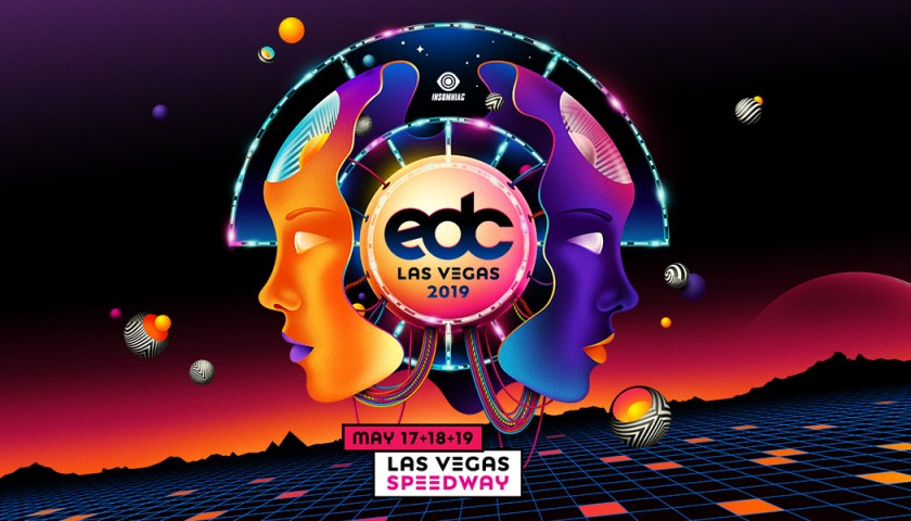 2 VIP Weekend Passes for EDC Las Vegas 2019