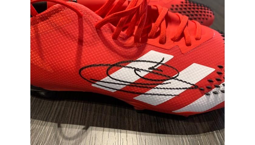 Adidas Predator Boots - Signed by Zidane