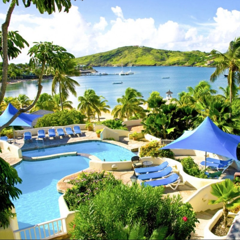 St. James's Club & Villas, Elite Island Resorts in Antigua, Caribbean