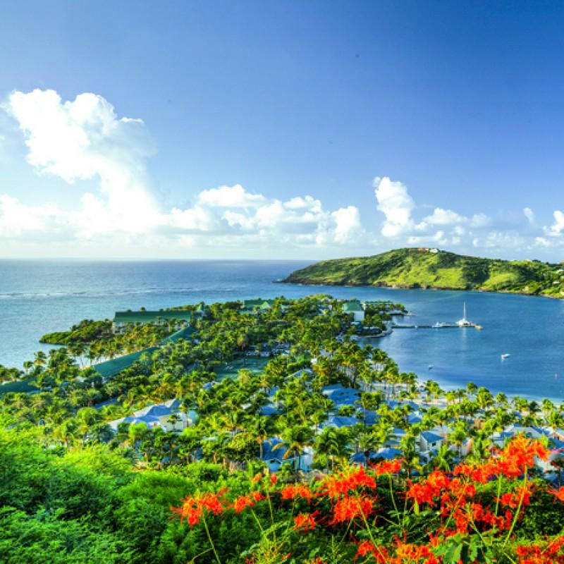 Escape to St. James Club and Villas, Antigua