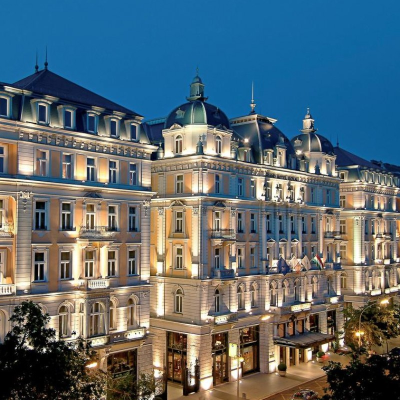 Enjoy 3-Nights in a Junior Suite at the Corinthia Hotel Budapest with Airfare