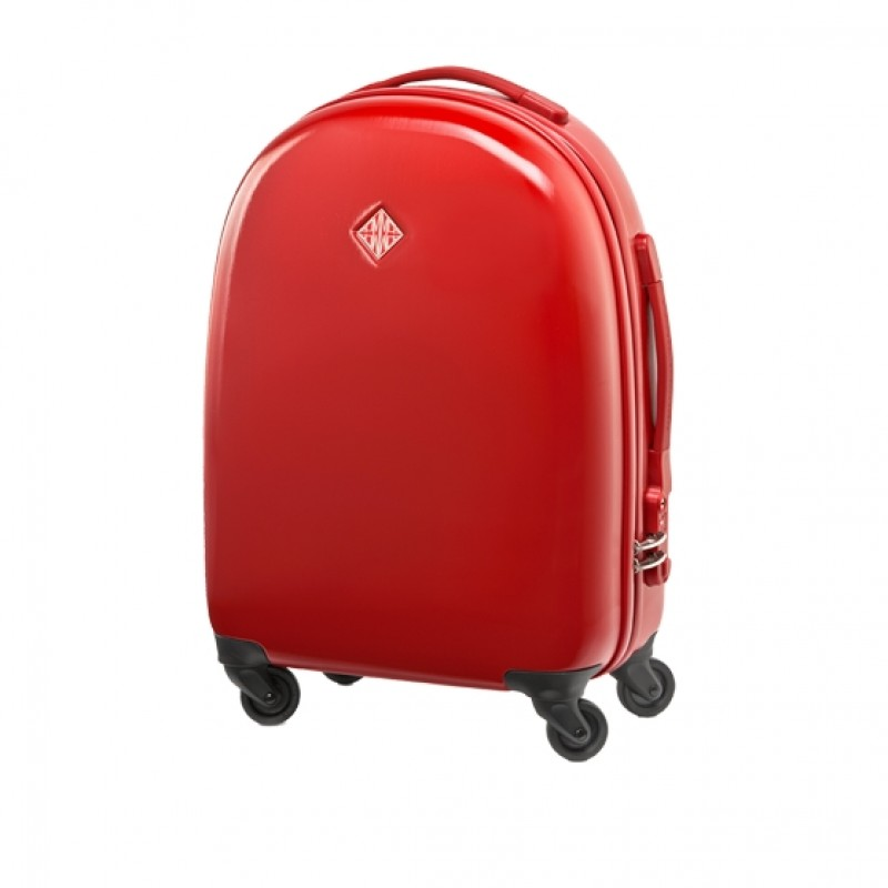 Red Spinner 67 Trolley Bag