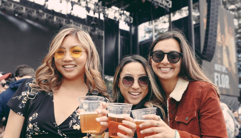 BottleRock Napa / Wine Experience for Two