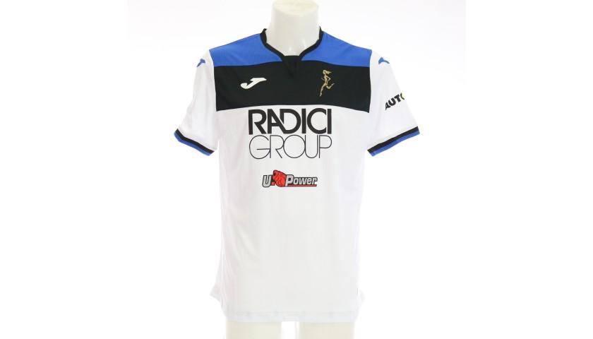 Czyborra's Match-Issued Shirt, Hellas Verona-Atalanta 2020