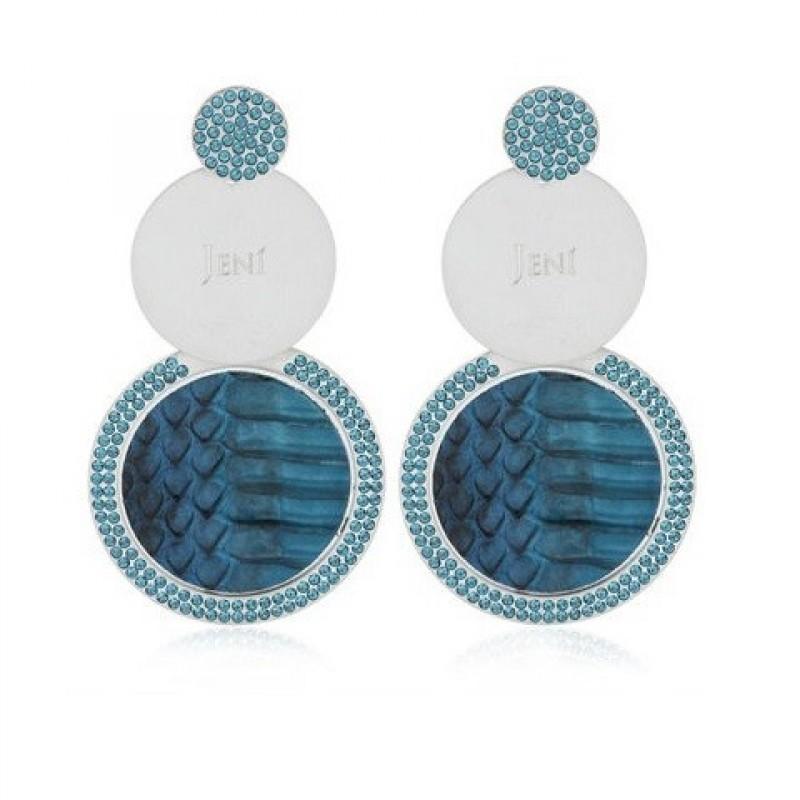 """""""Kemir"""" Earrings by Jenì"""