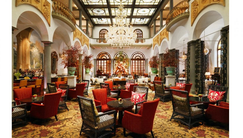 3-Night Stay at the St. Regis Florence for 2