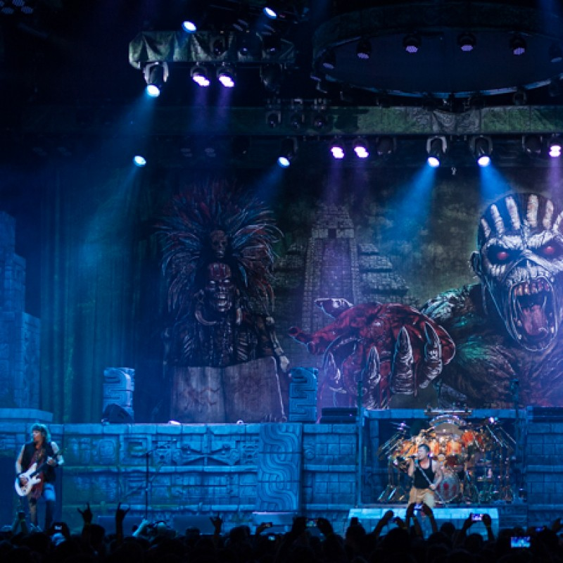 See Iron Maiden Live with Rod Smallwood in London on 28th May