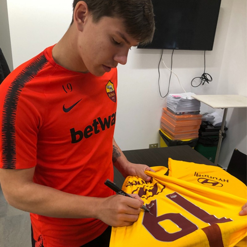 Coric's Match-Issue Shirt, Spal-Roma- Special Giuliano Taccola