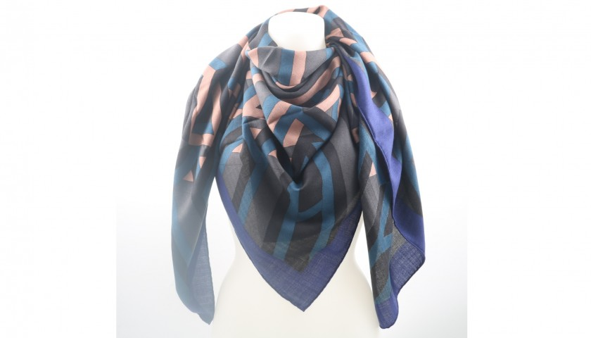 Win an exclusive Silk and Cashmere Foulard by Hermès - CharityStars 3f0d8e575a8