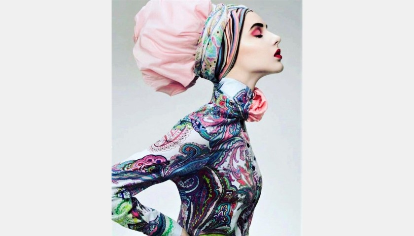 Attend the Pucci S/S20 Presentation + Meet&Greet with Laudomia Pucci