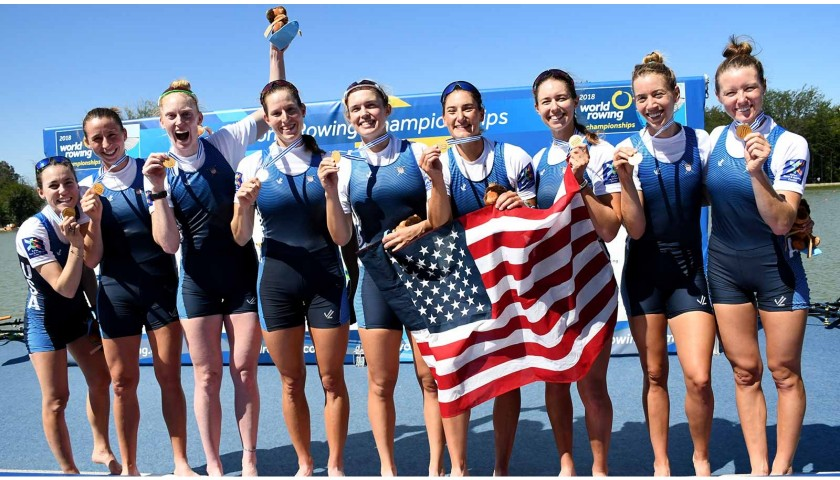 Rowing with a USA Olympic Rower: for 3 / 6 People