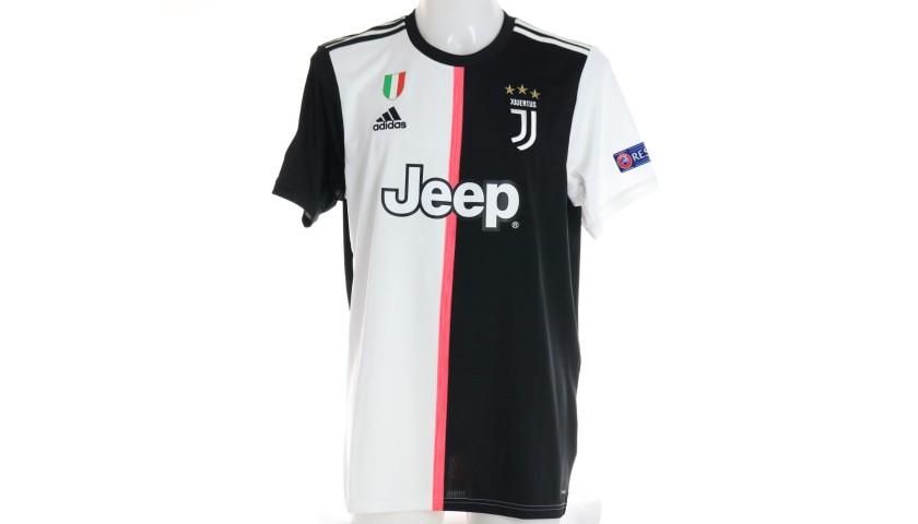 De Ligt's Official Juventus 2019/20 Signed Shirt