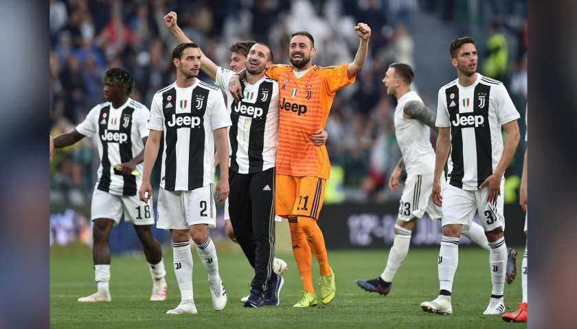 Watch Juventus vs Atalanta from Tribuna Nord Seats