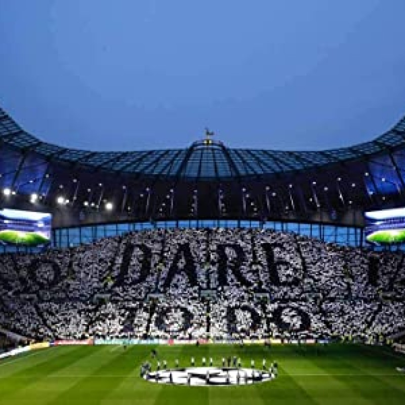 Tottenham Hotspur Legends Signed Replica Shirt