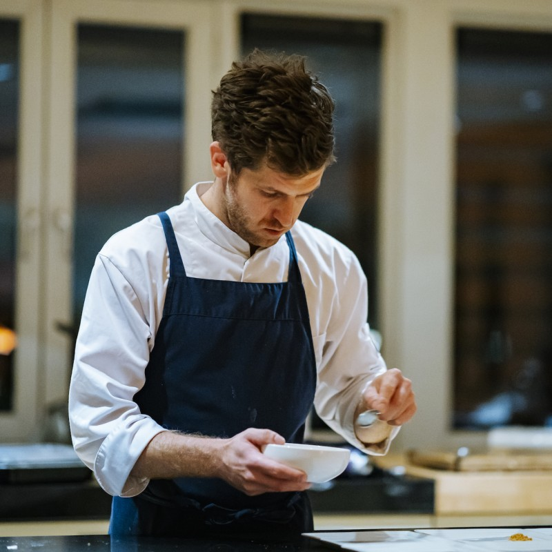 Dinner Prepared at your Home by Chef Michael Wolf for 12