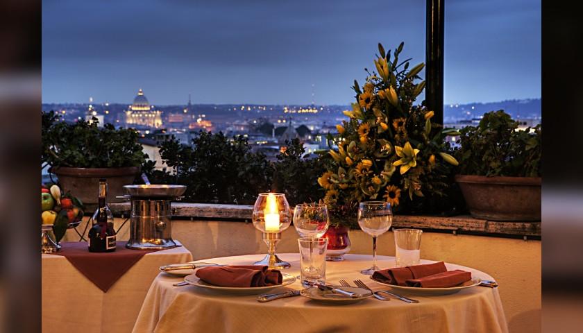 Soggiorno di due notti presso l'Hotel Mediterraneo di Roma ...