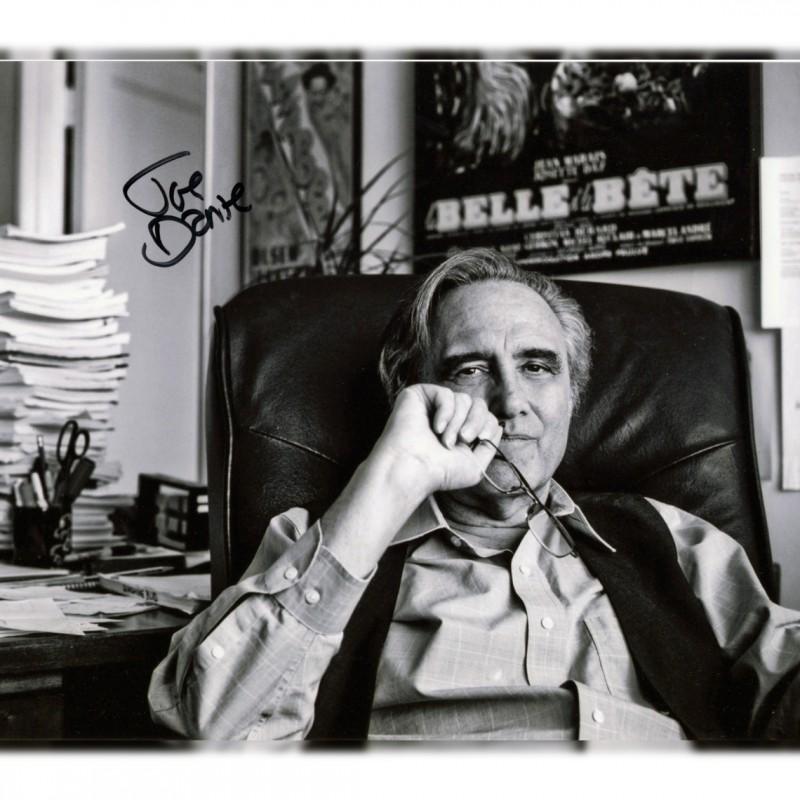 Joe Dante Signed Photograph