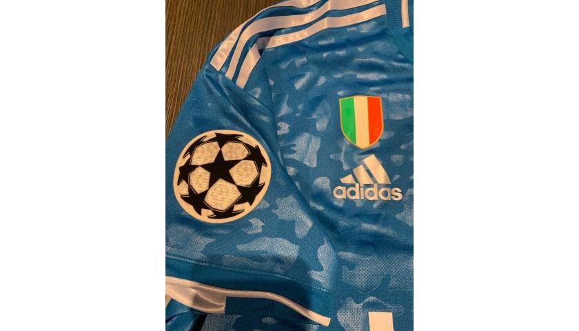 Ronaldo's Official Juventus Signed Shirt, 2019/20