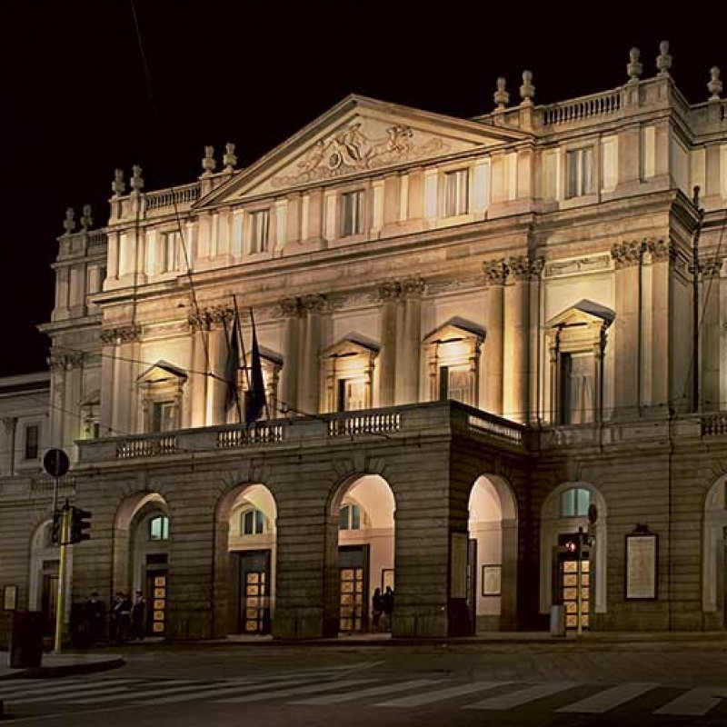 A Wonderful Two-Night Escape to Milan Opera for Two