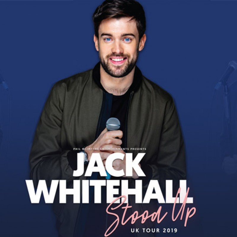 Two Tickets to the Jake Whitehall Show