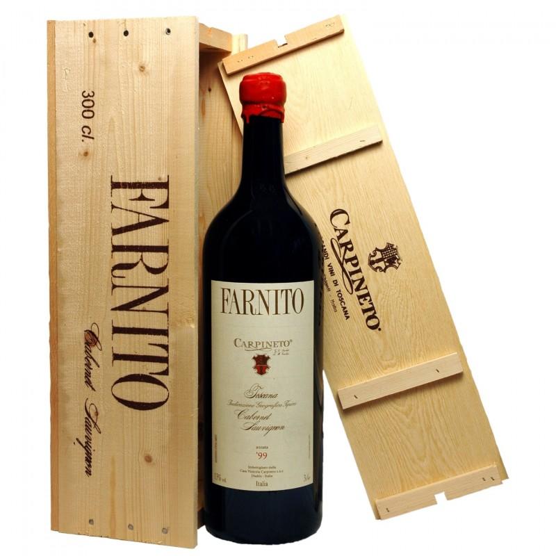Farnito Cabernet Sauvignon by Carpineto
