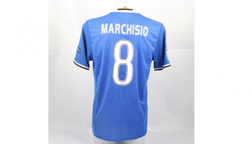 f0b8e4784dc Marchisio s Juventus Shirt