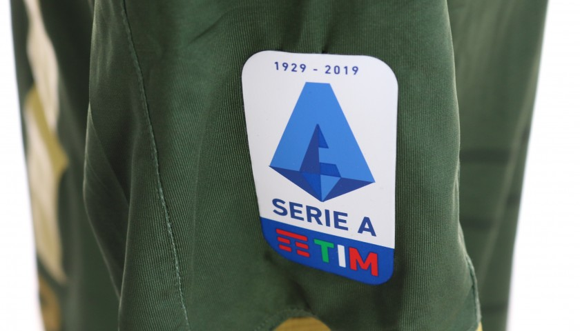Matri's Official Brescia Shirt, 2019/20