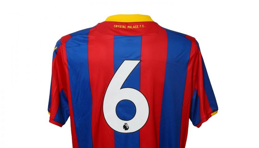 Play Left Centre Back Alongside Crystal Palace Fc Legend Sasa Curcic Charitystars