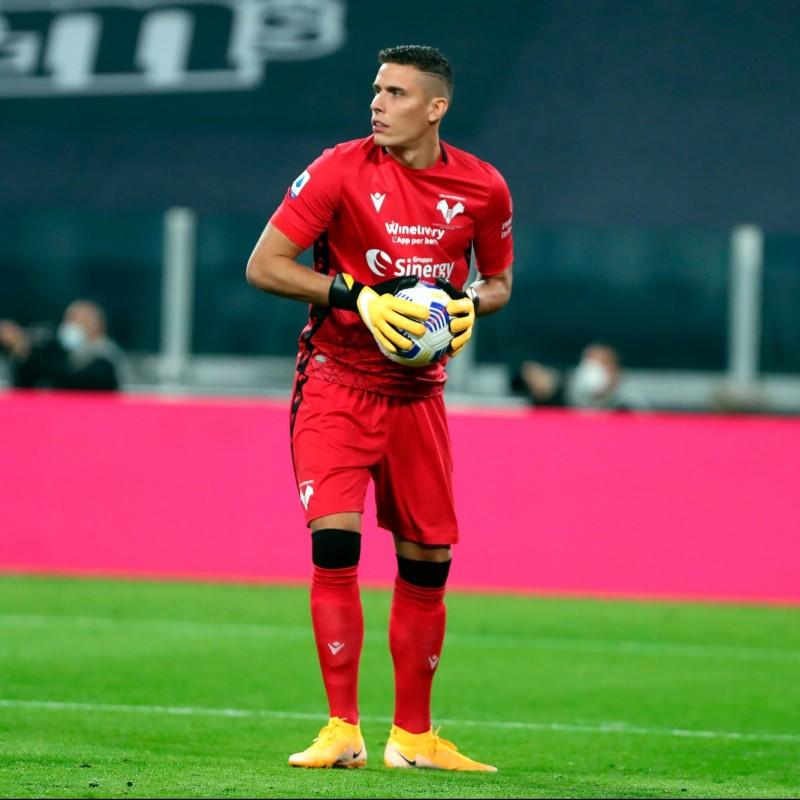 Silvestri's Official Hellas Verona Signed Kit, 2020/21