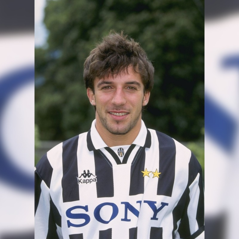 Del Piero's Juventus Match Kit, Serie A 1996/97