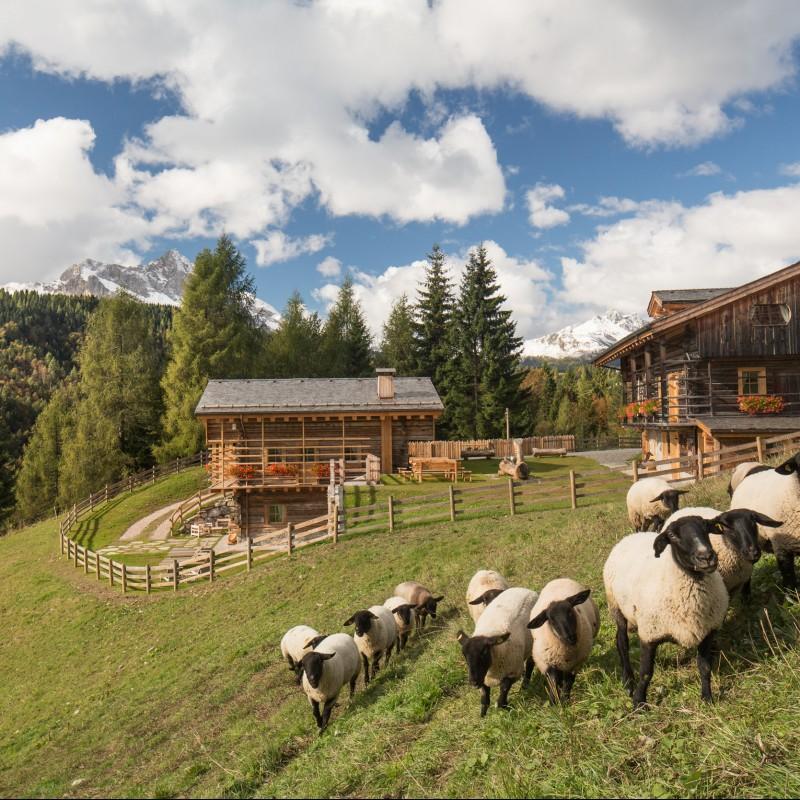 Weekend for 2 at BORGO EIBN Mountain Lodge, Italy