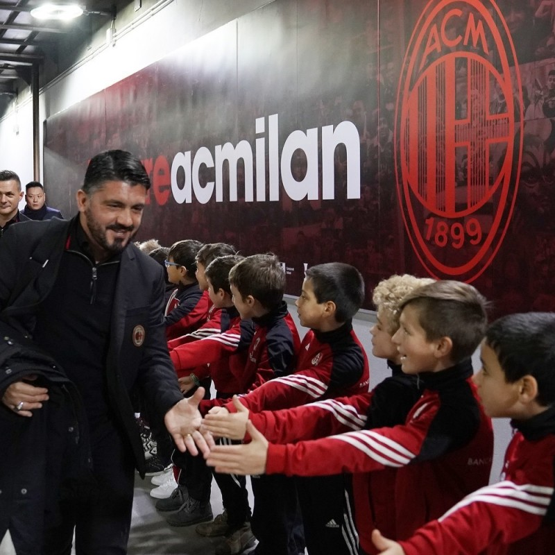 Be a Mascot for the Milan-Fiorentina Serie A Match