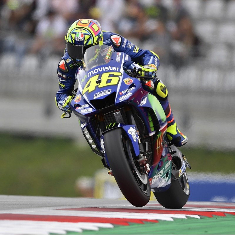 Meet Valentino Rossi and Take Home his YZF-R1 Yamaha