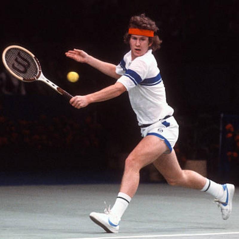 John McEnroe's Wilson Racquet